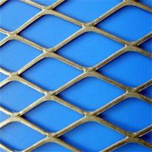 旺来菱形网 菱形网规格型号 金属装饰网