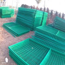 鐵絲網護欄 護欄圍欄多少錢一米 小區隔離網