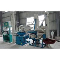 河南粮院厂家直销(hnly)小米加工成套设备_小米加工机械