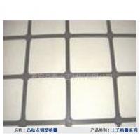 凸接点钢塑格栅 土工格栅批发 土工格栅供应