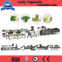 贵州昆明中央厨房加工生产线,种植基地净菜加工设备,九盈机械