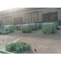 北京密云玻璃钢化粪池厂家