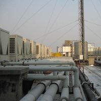 恒山城大厦热泵机组噪声治理 专业噪声治理 噪音处理 隔声 隔音 吸声 降噪减振 泛德声学 声学专家