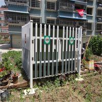 变压器护栏 PVC护栏 花坛围栏批发