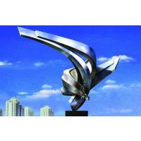 宏苑玻璃钢0.5厚广场景观雕塑制作与安装