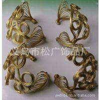 铁线手镯 欧美手镯 手工编织手镯 韩式铁线手饰 男女式饰品手镯