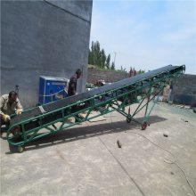 加长加宽皮带输送机 化肥装卸用输送机 润众