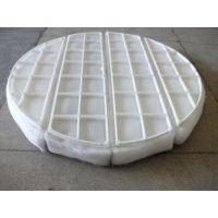 湿法脱硫烟气脱白PP捕沫器耐酸碱滤网厚度100-400_安平上善定做