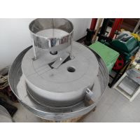 纯天然石磨 无添加剂小麦面粉电动石磨机 鼎信常年供应