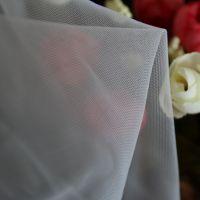 现货直销 优质多款婚纱用美国网 针织服装网布 28g锦纶加密美国网