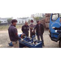 供应上下托罗杆翻新机 钢管排栅托件 托架供应上下托螺杆机,专业钢管调直机,建筑机械设备
