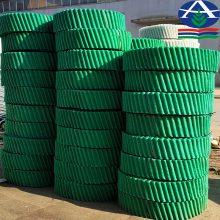 供应透明圆塔填料 原生料的白色PVC填料价格