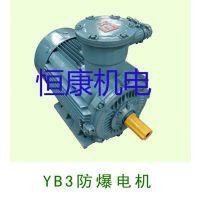 厂家生产万勤牌YB3高原高效防爆三相异步电机75KW 4极卧式电动机