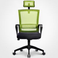广州广时杰办公家具厂家供应 简约职员办公椅 广州转椅办公椅