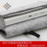 新款羊毛毡iphone手机套保护套卡通萌动物毛毡iphone手机包保护套