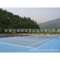 丙烯酸网球场地面铺设施工 丙烯酸材料厂家 球场材料价格