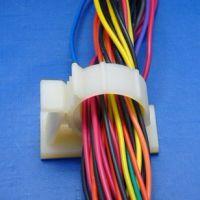 HP供应PTW-9粘贴式电线固定座