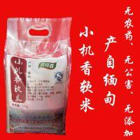供应云南腾冲和顺鑫优质生态无添加缅甸小机香软米5kg