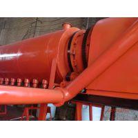 滚筒连续式炭化炉RH-400-润合炭化炉厂家-免费安装