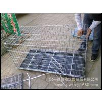 【价格***】生产厂家直销各种折叠浸塑多色宠物笼子
