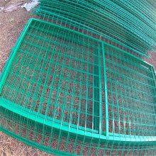 体育场围网 马路防护栏 勾花护栏网