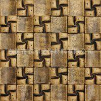个性新潮马赛克墙砖 马赛克供应商 家居装饰三维马赛克 3D背景墙