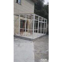 安吉铝合金门窗安装|安吉拆迁房铝合金门窗彩钢棚安装