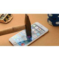苹果6***手机纳米盾保护膜 手机屏幕软性玻璃防爆膜