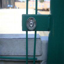 桃型柱护栏定做 韶关隔离栅围栏 园林围挡优盾牌防护网