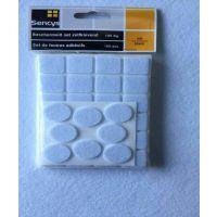彩色圆形硅胶垫、黑色进口泡棉脚垫单面3M胶、深圳利鑫源厂家