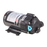 50G普泽增压泵/自吸泵/ro泵/反渗透隔膜泵/净水机零压泵/纯水机专用泵/水泵/泵