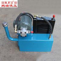 【鹏瑞液压】厂家批发 铝材牵引机液压站 铝材牵引机液压系统