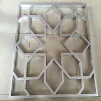 外墙窗户防护栏铝窗||建筑外墙氟碳雕刻铝单板铝窗花