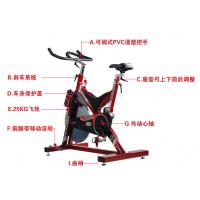 西安健身器材艾威专业健身车BC4650