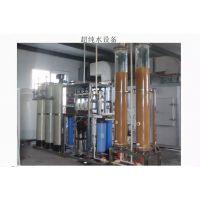 专业设计中小型超纯水设备