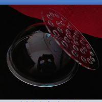 宠物太空猫包狗狗双肩包高密度防刮花亚克力透明太空罩网格透气板
