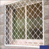 临沂住宅小区防盗铁丝网 窗户防盗网 围墙防护网现货供应