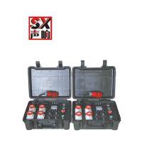 声响 4路电动葫芦控制器工业起重器演出设备灯光音响电源箱葫芦群控器