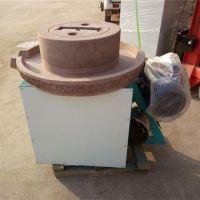 鼎信专业供应 半自动豆腐石磨机 豆浆石磨机