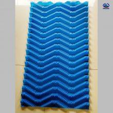 冷却塔填料多少钱一立方 电厂专用改性PVC填料(含胶水)河北华强
