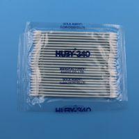 Sanyo三洋净化棉签 HUBY-340 BB-003 工业擦拭棉棒 光纤连接器 传感器清洁棉签
