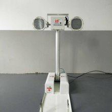 车载移动照明设备 功率2X150W 高度1.2米 升降照明