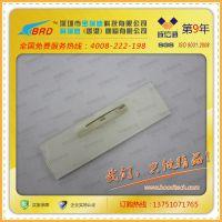 个性化设计 铝合金胸牌定制 PVC胶印高档胸牌