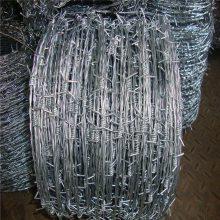 防盗铁丝网 铁蒺藜围网 果园围网