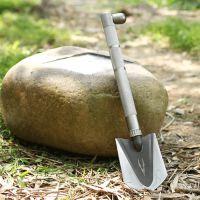 ***转折点 皓月铲 多功能柴刀铲户外折叠铲 便携工兵铲锹斧 包邮