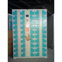 天津宏宝16门手机 高档不锈钢物品寄存柜 手机屏蔽柜