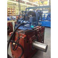 上海剑邑ELDL系列减速机齿轮箱润滑油散热冷却系统风冷式油冷却系统