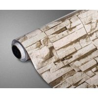 广州缘艺仿砖纹加厚彩装膜1.22米宽橱柜翻新贴膜型号TY017