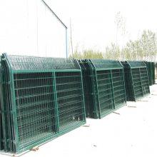 果园防护网 机场框架隔离网 工厂圈地网