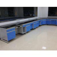 宁波华试WS-A-0109实验室耐蚀、耐酸碱、耐高温钢木实验台、实验桌、试验台